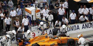 Indy 500, Fernando Alonso, McLaren Honda, Andretti Honda