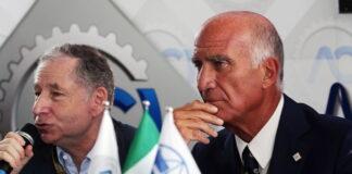 Jean Todt, Angelo Sticchi Damiani