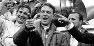 Dan Gurney, 1967 Le Mans 24 hours