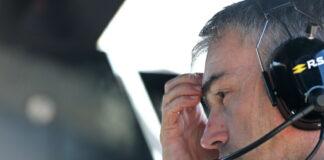 Nick Chester, Renault Sport F1 Team