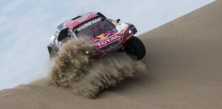 Cyril Despres, Peugeot, Dakar