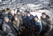 Red Bull Team, Kitzbühel