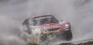 Stephane Peterhansel, Peugeot, Dakar