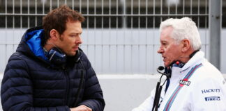 Alex Wurz, Pat Symonds