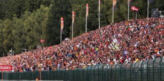 Esteban Ocon, Nico Hulkenberg, Fernando Alonso, Spa-Francorchamps, Belgian Grand Prix