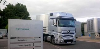 Brackley Mercedes