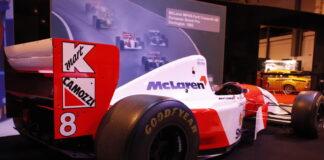 Ayrton Senna, McLaren MP4/8B