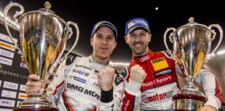 Rene Rast, Timo Bernhard, Team Germany, Race of Champions (ROC)
