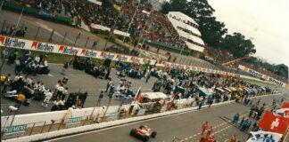 1998 Argentine Grand Prix Starting Grid