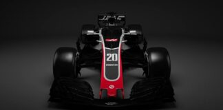 Haas F1 Team, Haas VF-18