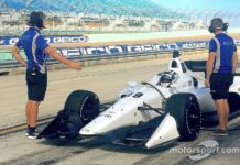 Indycar, Carlin, Max Chilton