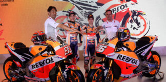 Repsol Honda, Marc Marquez, Dani Pedrosa
