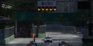 European Grand Prix, 2016, start