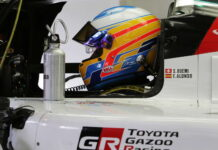 Fernando Alonso, Toyota GazooRacing. World Endurance Championship (WEC)