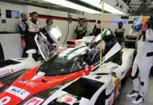 Fernando Alonso, Toyota Gazoo Racing. World Endurance Championship (WEC)