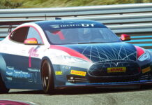 Electric Production Car Series