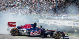 Max Verstappen, Toro Rosso, TT Circuit Assen