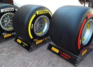 Pirelli, Medium, Soft, SuperSoft