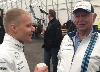 Antti Aarnio-Wihuri, Valtteri Bottas