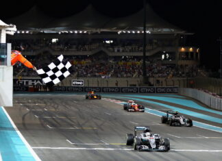 Abu Dhabi F1 Grand Prix, 2016