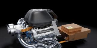 Mercedes Power Unit