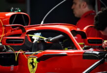 Scuderia Ferrari, Halo