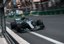 Valtteri Bottas (FIN) Mercedes AMG Petronas Motorsport. 27.04.2018. Formula 1 World Championship, Rd 4, Azerbaijan Grand Prix, Baku Street Circuit, Azerbaijan, Practice Day. - www.automotorsport.az, EMail: info@automotorsport.az - copy of publication required for printed pictures. Every used picture is fee-liable. © Copyright: automotorsport.az