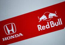 Red Bull Racing and Honda logo