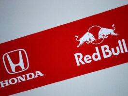 Red Bull Racing and Honda logo
