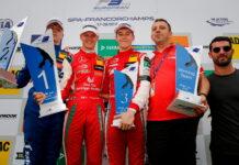 Robert Shvartzman, Mick Schumacher, Marcus Armstrong