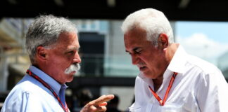 Chase Carey, Lawrence Stroll
