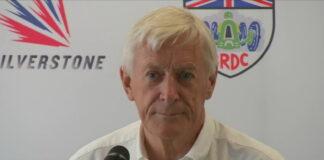 BRDC Chairman John Grant
