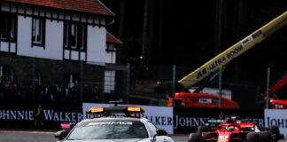 Safety Car, Belgian Grand Prix