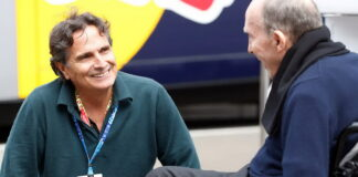 Frank Williams, Nelson Piquet
