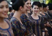 Singapore Grand Prix, Grid girls