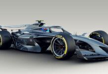 F1 car concepts