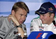 Mika Hakkinen, Kimi Raikkonen