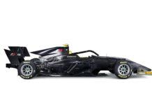 Formula 3 chassis