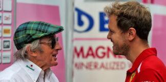 Jackie Stewart, Sebastian Vettel
