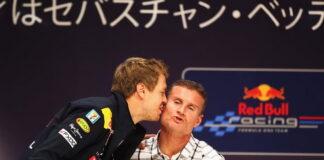 David Coulthard, Sebastian Vettel