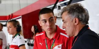Giuliano Alesi, Jean Alesi