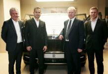 Rolls-Royce Motor Cars Baku