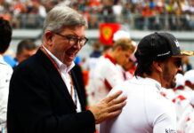 Ross Brawn, Fernando Alonso
