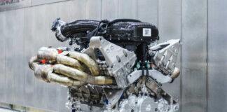 Cosworth V12 engine