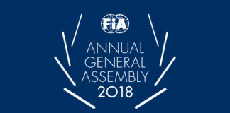 FIA Annual General Assembly 2018