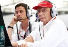 Niki Lauda, Toto Wolff