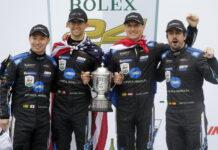 Kamui Kobayashi, Jordan Taylor, Renger Van Der Zande, Fernando Alonso