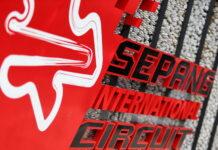 Sepang International Circuit. Malaysian Grand Prix