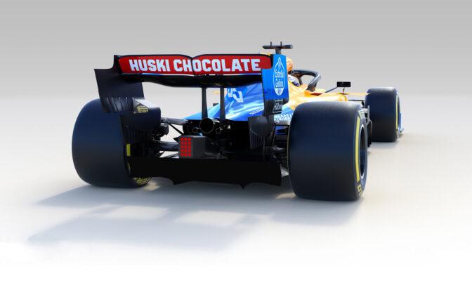 McLaren F1 Team MCL34