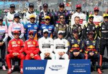 F1 drivers